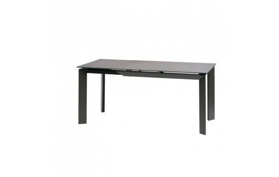Vermont Matt Grey стол раскладной стекло 120-170 см (112900)