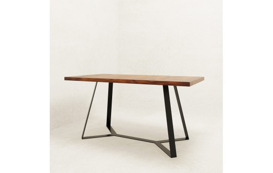 Стол обеденный в стиле Лофт Line ST-09