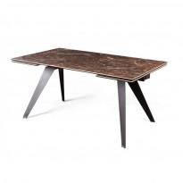 Keen Dark Emperador стол раскладной керамика 160-240 см (113610)