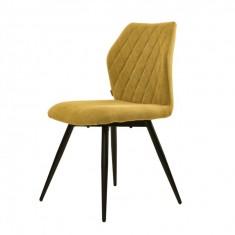 Glory стул жёлтый карри (111826)