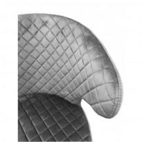 Keen кресло лаунж стил грей (114035)