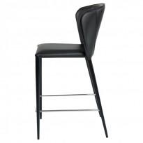 Arthur барний стілець чорний (110344)