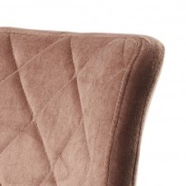 Diamond полубарный стул мокко (115126)