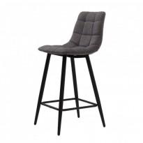 Glen полубарный стул серый графит (112852)
