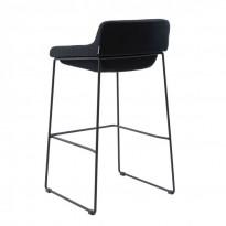 Comfy барний стілець чорний (111267)