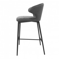 Keen барний стілець стіл грей (114028)