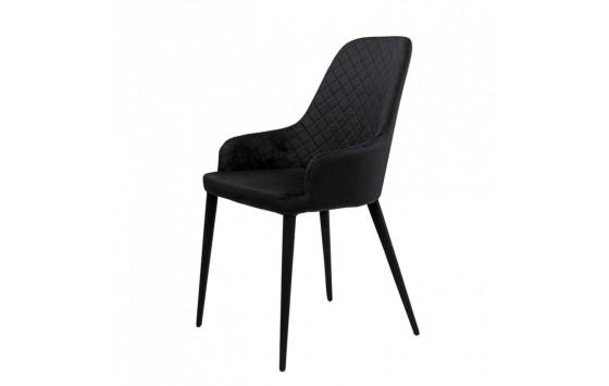 Elizabeth стілець чорний (111275)