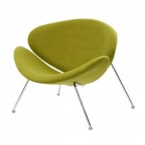 Foster кресло лаунж зелёное (111868)