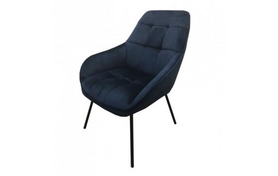 Morgan лаунж крісло синє (112925)