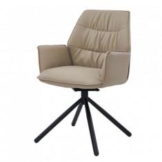 Boston крісло поворотне бежеве (111840)