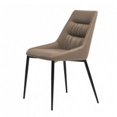 Savannah стілець екошкіра мокко (112827)