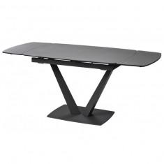 Elvi Pure Grey стіл керамічний 120-180 см (115296)