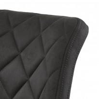 Diamond полубарный стул графит оил (111814)