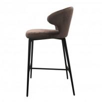 Keen барний стілець шоколад (114031)