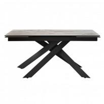 Gracio Light Grey стол раскладной керамика 160-240 см (111857)