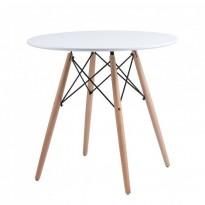 Redonda стол белый 80 см (111728)