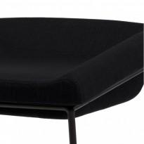 Coin барный стул чёрный (110838)