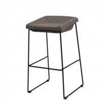 Coin полубарный стул серый (111265)