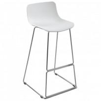 Petal барний стілець білий (110133)