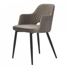 Joy кресло тёплый серый (111817)