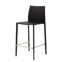 Grand полубарный стул чёрный (111846)