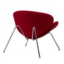 Foster кресло лаунж красное (111753)