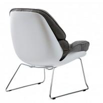 Serenity кресло лаунж серое (111546)