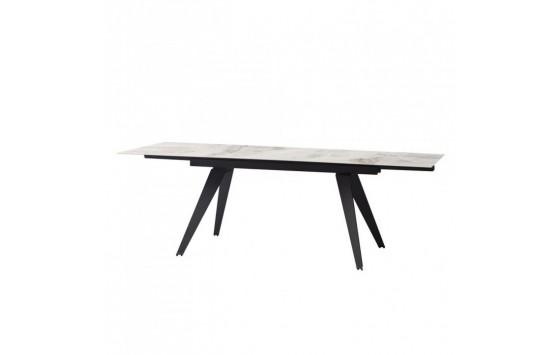 Keen Light Ash стол раскладной керамика 160-240 см (111844)