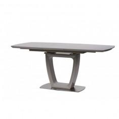 Ravenna Matt Grey стол раскладной 140-180 см серый (111940)