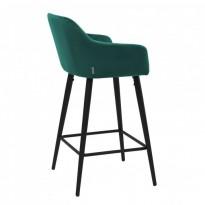 Antiba барный стул зелёный азур (112915)