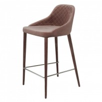 Elizabeth полубарный стул шоколад (113166)