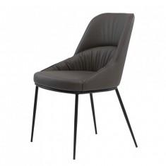 Sheldon стул экокожа серый графит (112829)