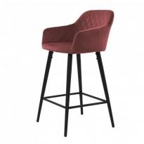 Antiba барный стул гранат (112916)