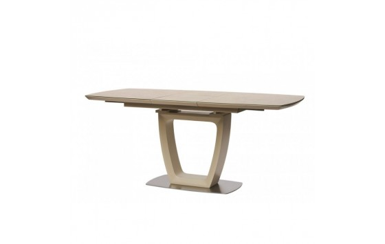 Ravenna Sand стол раскладной 120-160 см бежевый (112809)