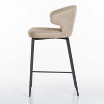 Keen полубарный стул бежевый (113608)