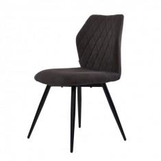 Glory стілець вугільний сірий (111823)