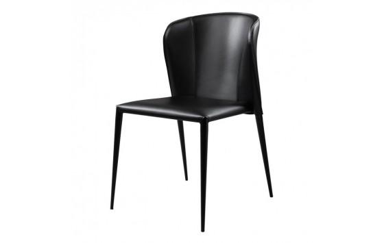 Arthur стул чёрный (110053)