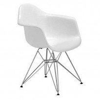 Кресло Eames DAR Chair (ножки металл)