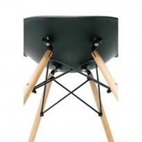 Крісло Eames DAW Chair (ніжки дерев'яні)