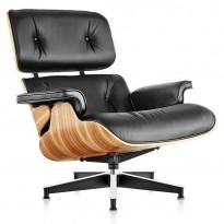 Крісло Eames Lounge Chair з отоманкой