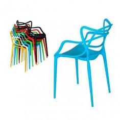 Стілец Masters Chair полікарбонат