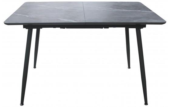 Стол обеденный раскладной керамика МДФ серый DAOSUN DT 859