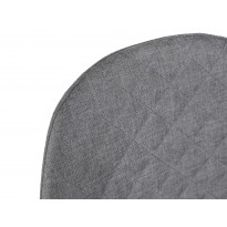 Стул кухонный серый ткань DAOSUN DSC 752 1