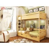 Двухъярусная кровать Дует 90х190 102 Щит 2Л4
