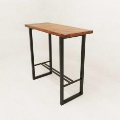 Стол барный в стиле Лофт Parallel ST-В-01