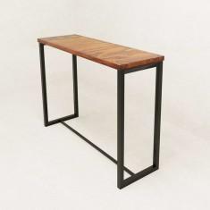 Стол барный в стиле Лофт Parallel ST-В-02