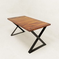 Стол обеденный в стиле Лофт Line ST-11