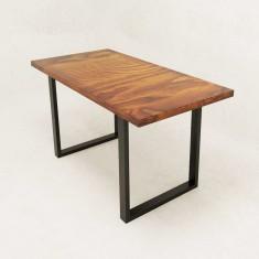Стол обеденный в стиле Лофт Parallel ST-05