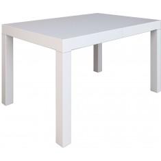 Стол обеденный раскладной МДФ белый DAOSUN DF 507T