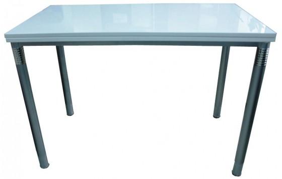 Стол кухонный раскладной МДФ белый DAOSUN B 2201